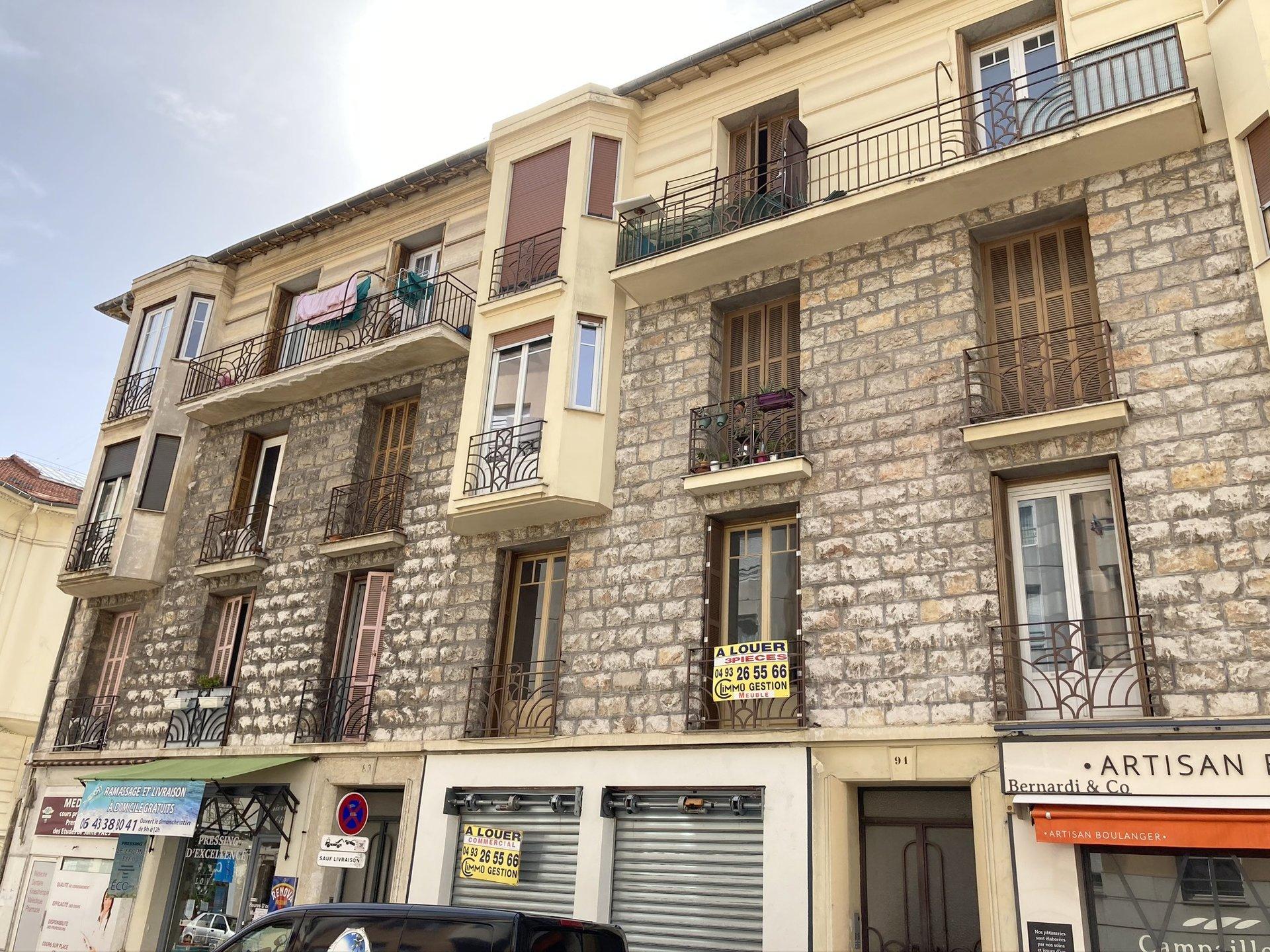 Affitto Appartamento - Nizza (Nice) Borriglione