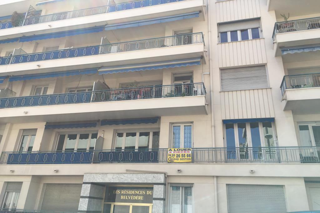 Affitto Appartamento - Nizza (Nice) Parc Impérial