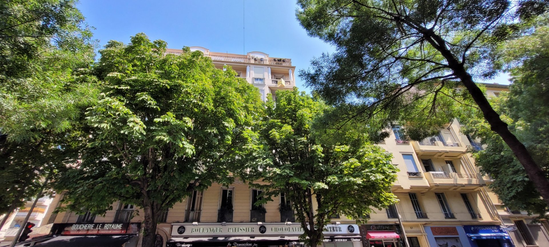 Vente à Nice , 4 pièces meublé 83.14m² situé quartier tnl