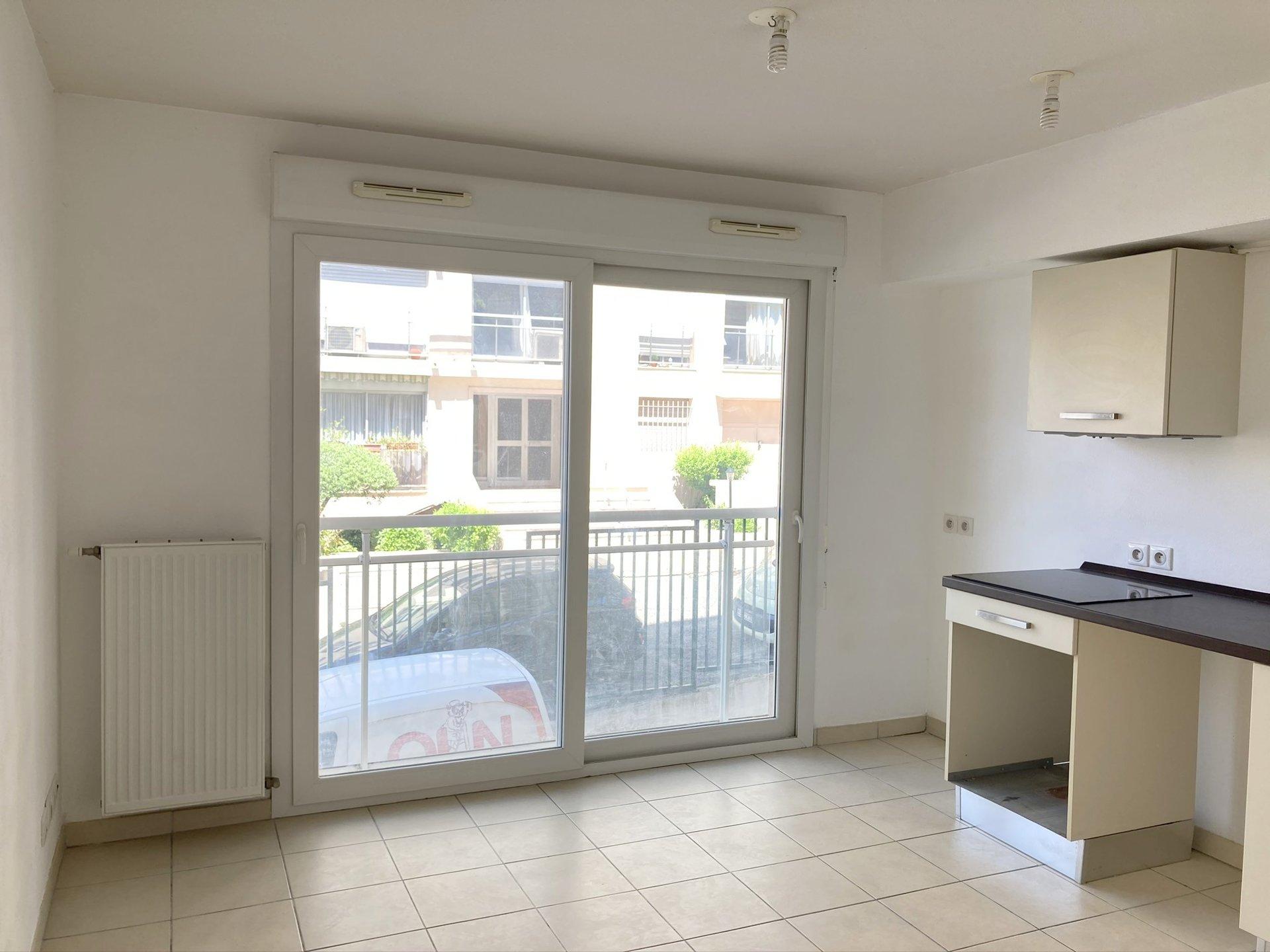 location Nice studio 19.35 m² situé secteur Riquier