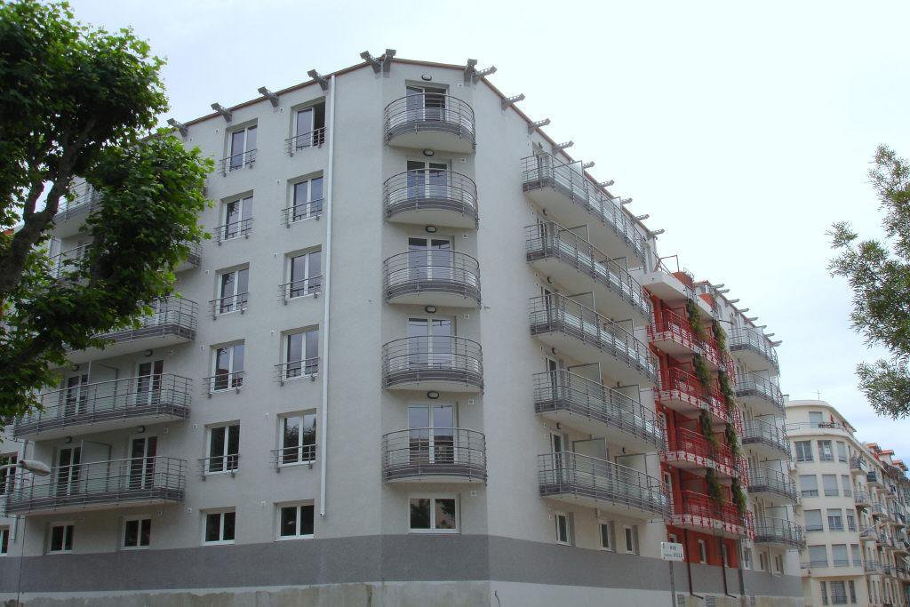 location Nice, studio 24.92m² situé quartier TNL