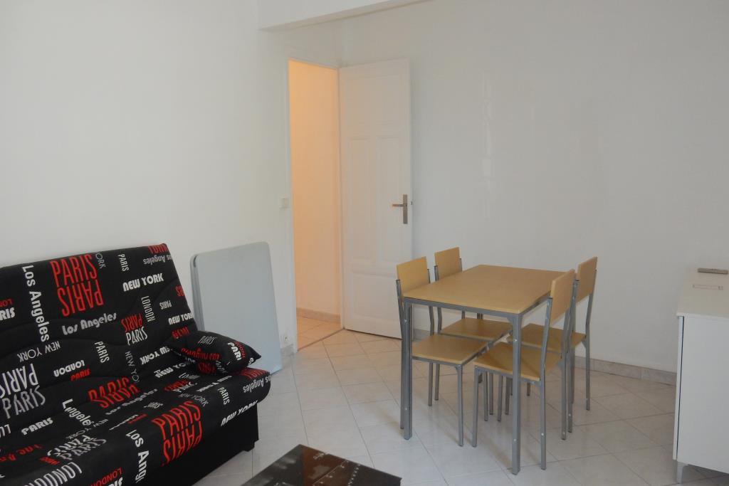 Location Nice, 2 pièces meublé 41m² situé bas Cimiez