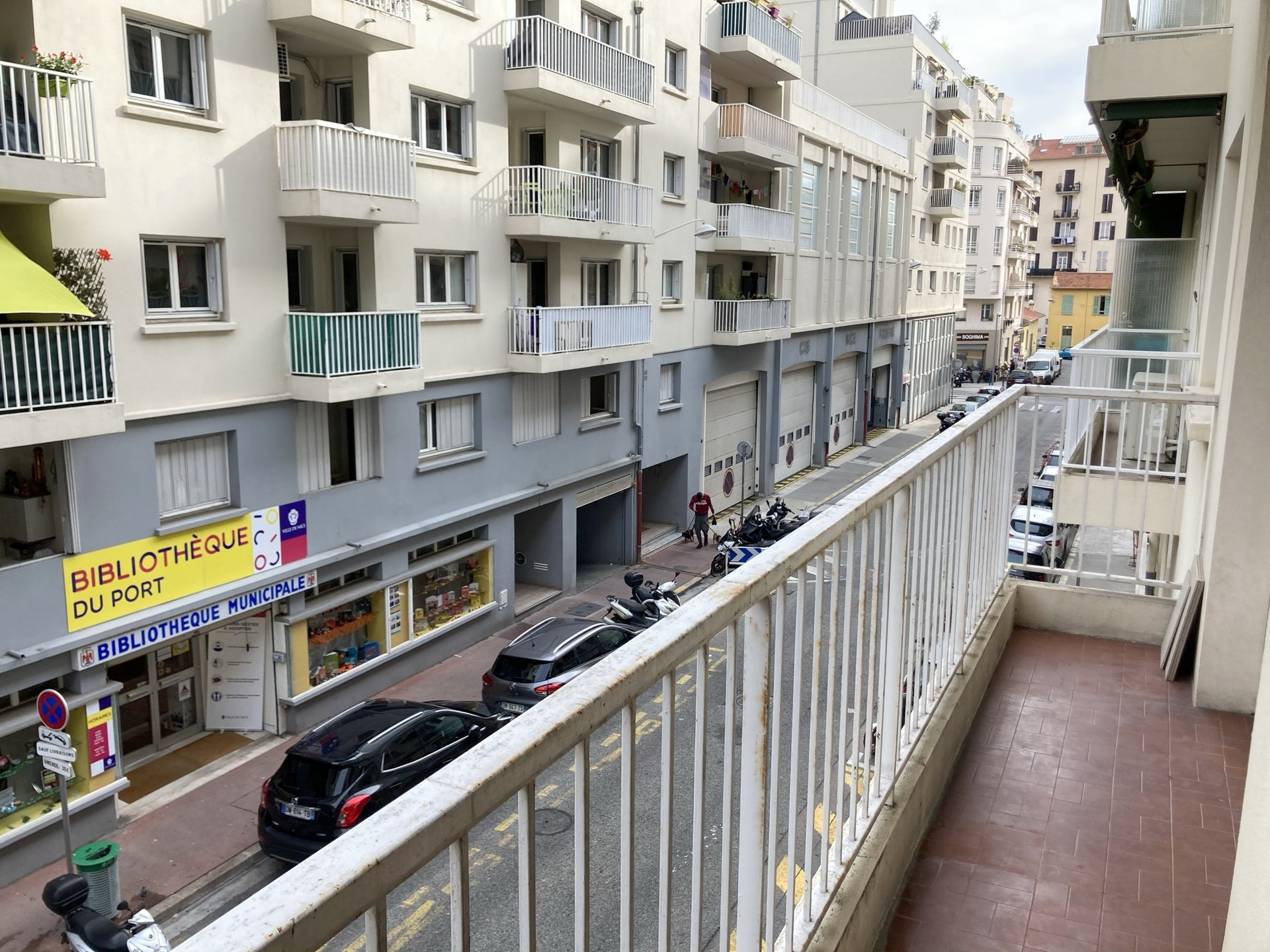 Location Nice, 2 pièces 47.14m² situé secteur Port