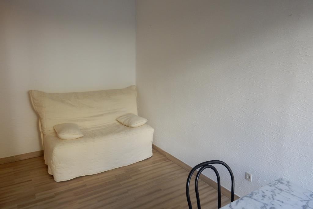 location Nice, studio meublé 23.35m² situé à Cimiez haut Pasteur