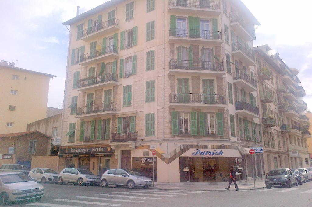 Location appartement Nice, 2 pièces 46.58m² situé secteur TNL