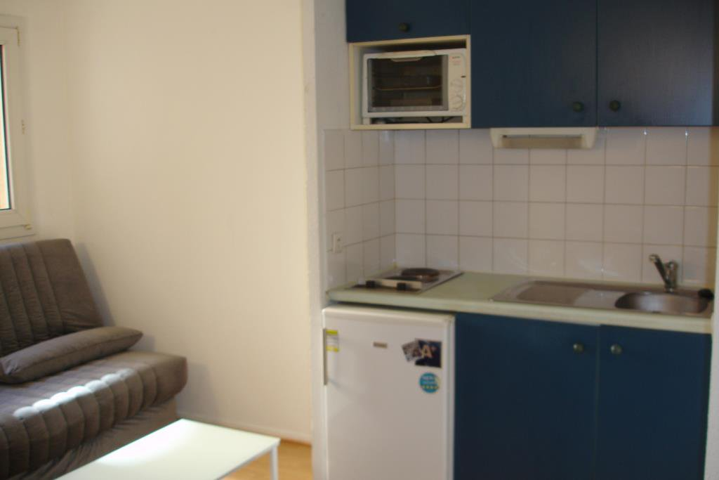 Rental Studio - Nice Centre ville