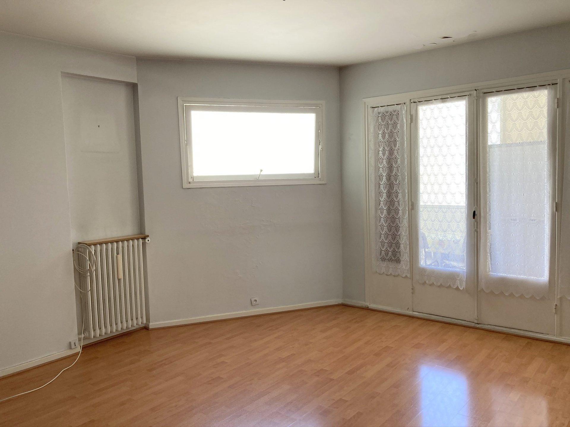 location Nice, studio 32.68m² situé proche quartier Libération