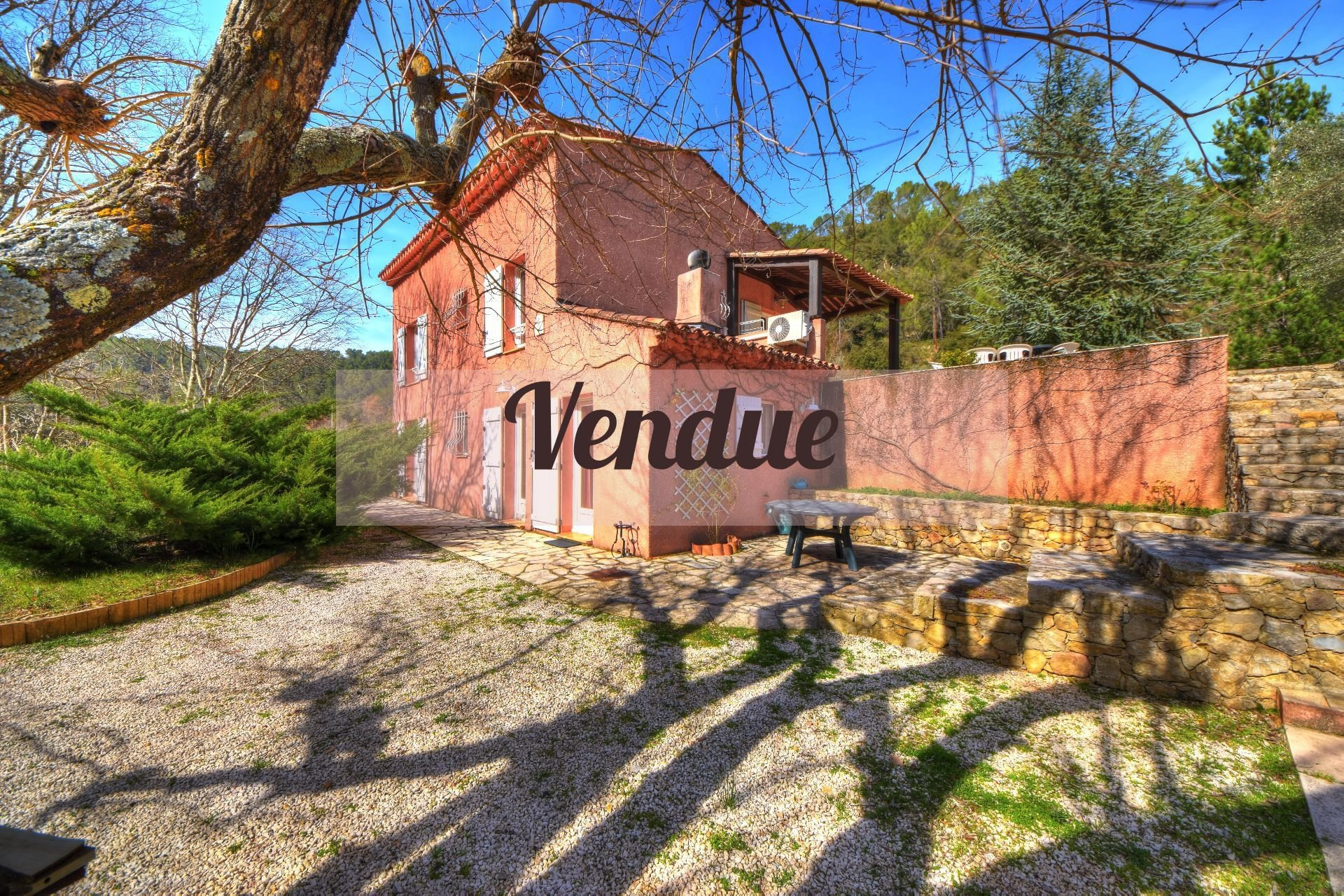 Vente Villa - Barjols