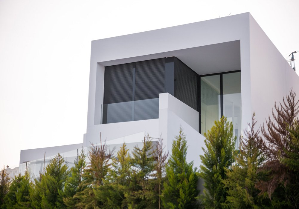 VILLA OF DESIGN WITH VIEW OF THE SEA IN GUARDAMAR