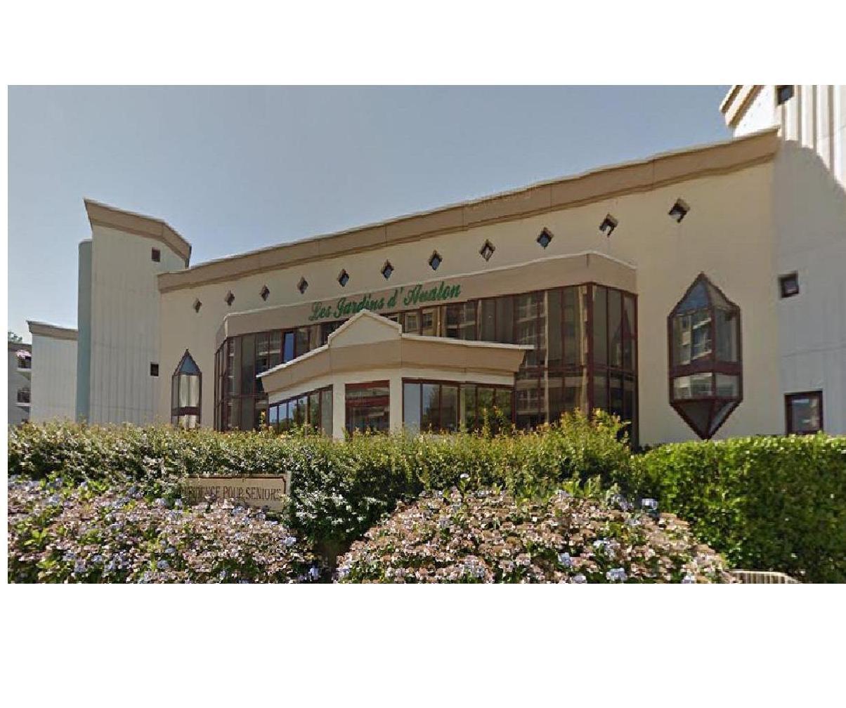 T3  avec balcon, 64m² Résidence service Seniors BREST