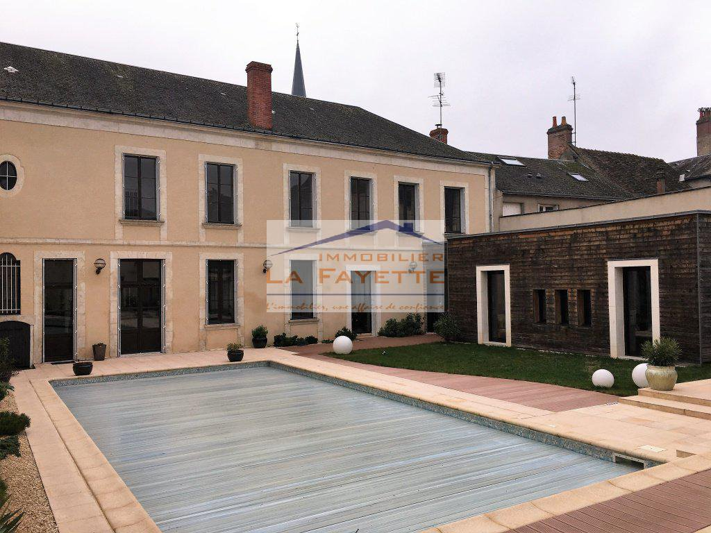 Sale Mansion - Issoudun