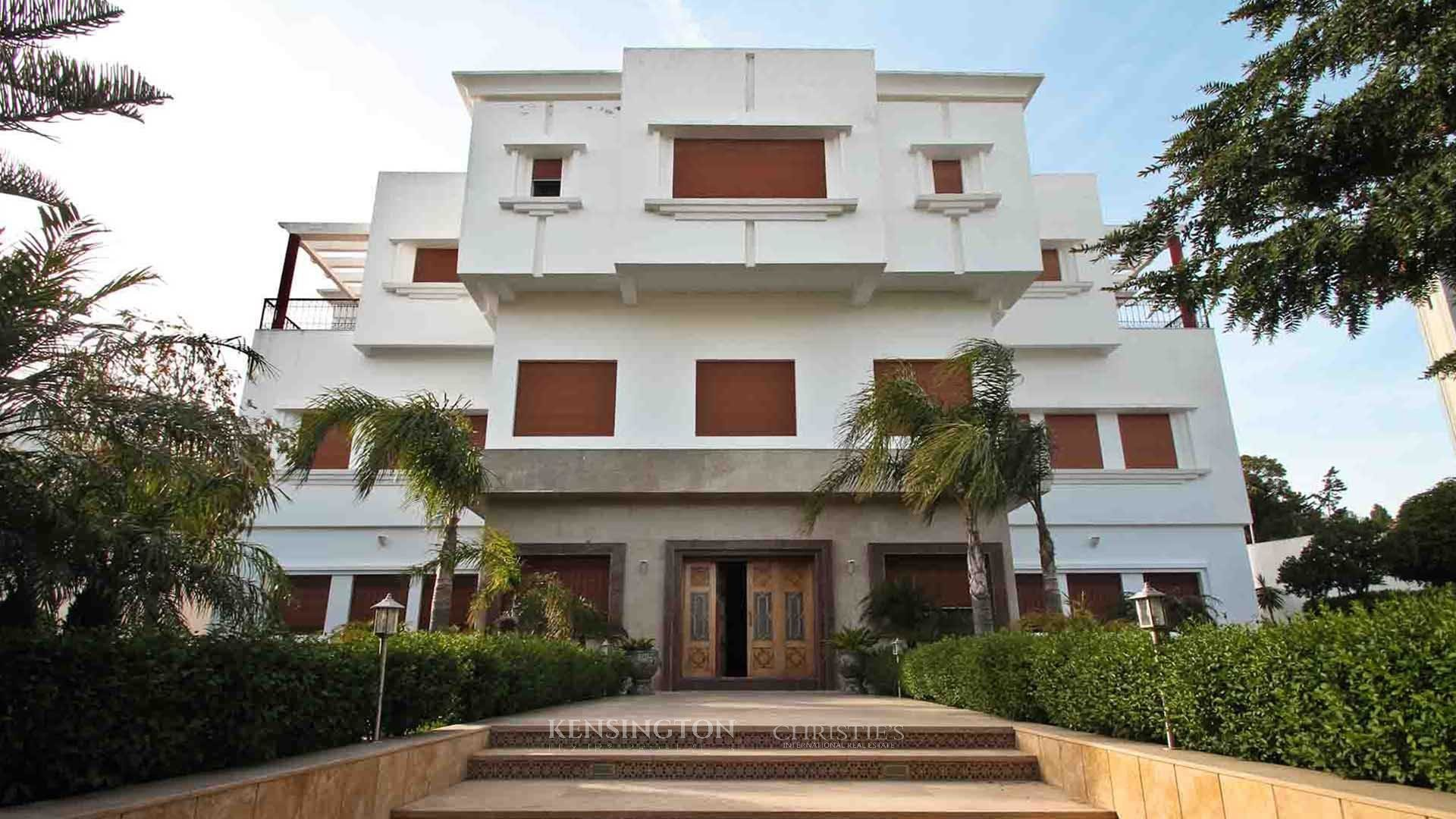 KPPM00996: Villa Tchika Villa de luxe Tanger Maroc