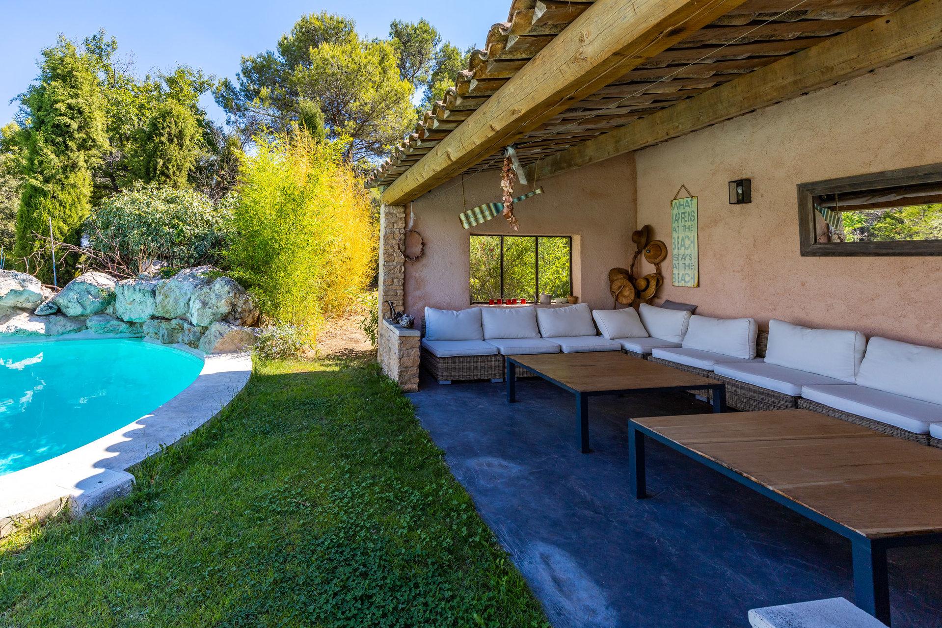 """AIX EN PROVENCE - Villa """"Bastida"""""""