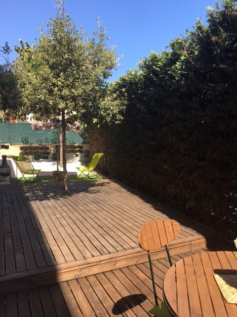 Valbonne : Super 1 bed garden apartment a few minutes walk to Valbonne village