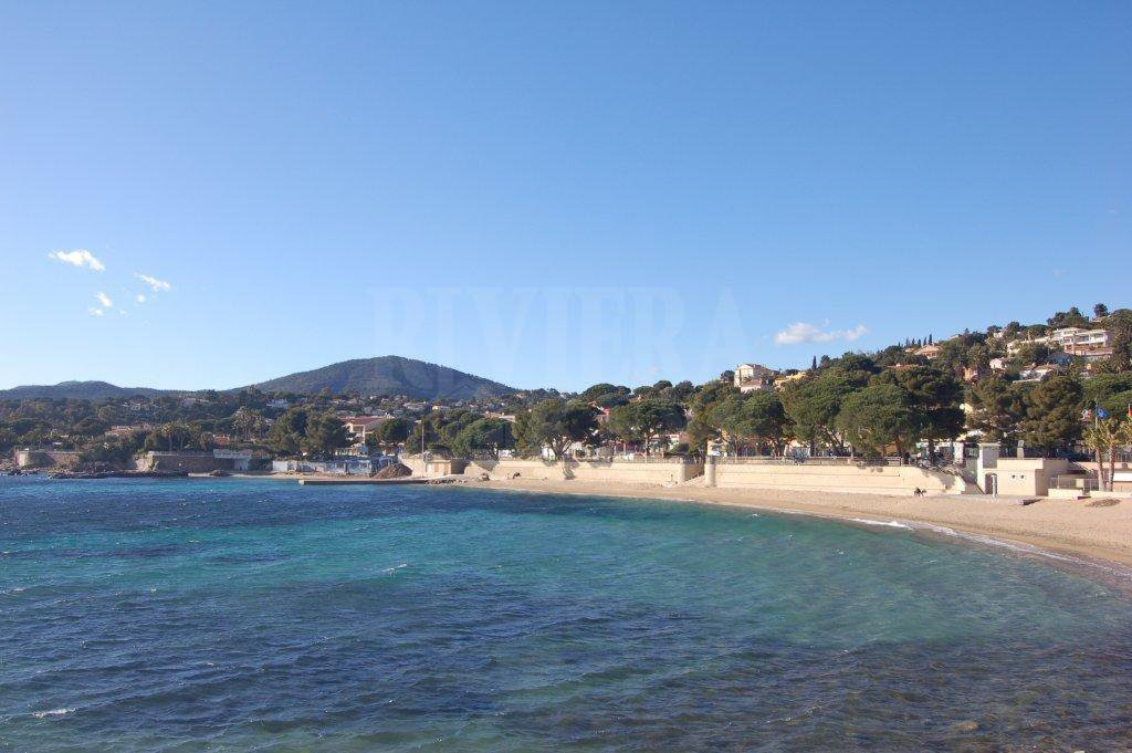 Cosy three-bedroom apartment 100 meters from the beach in Les Issambres
