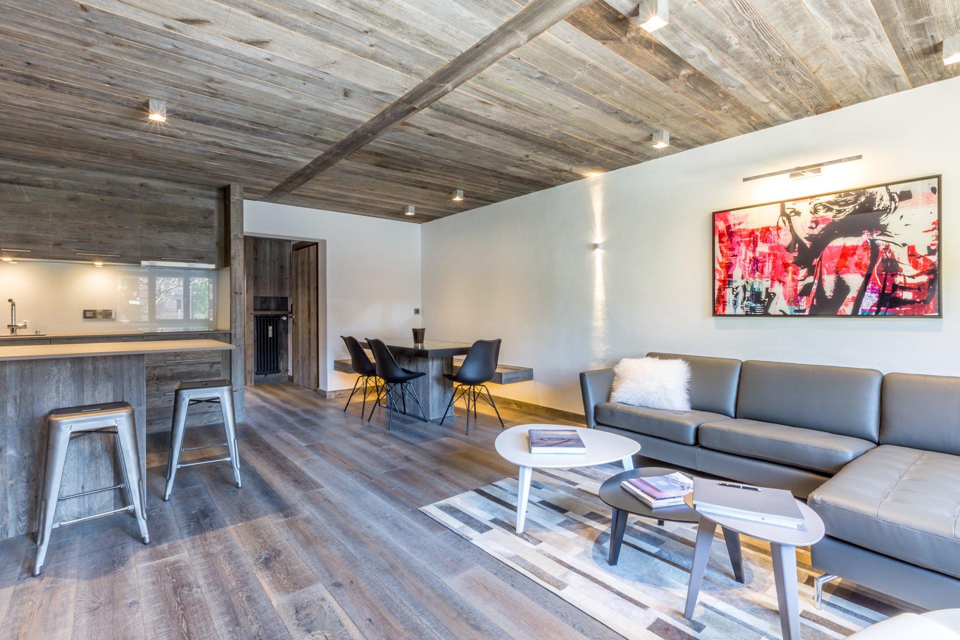 Solane Apartment Chalet in Megeve