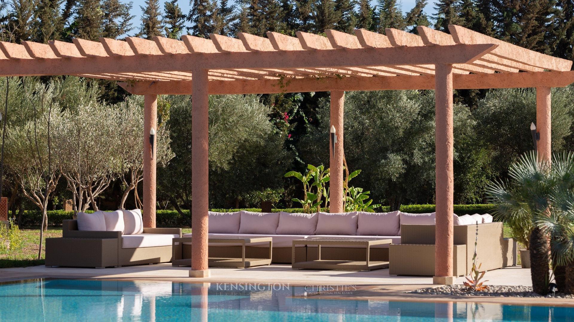 KPPM00791: Villa Shah Luxury Villa Marrakech Morocco