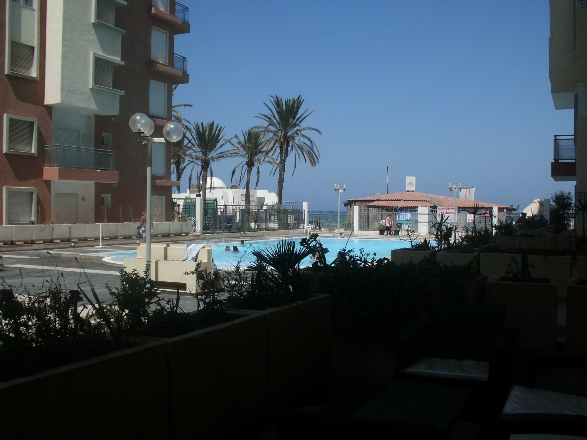Saisonvermietungen Duplex - Hammam Sousse - Tunesien