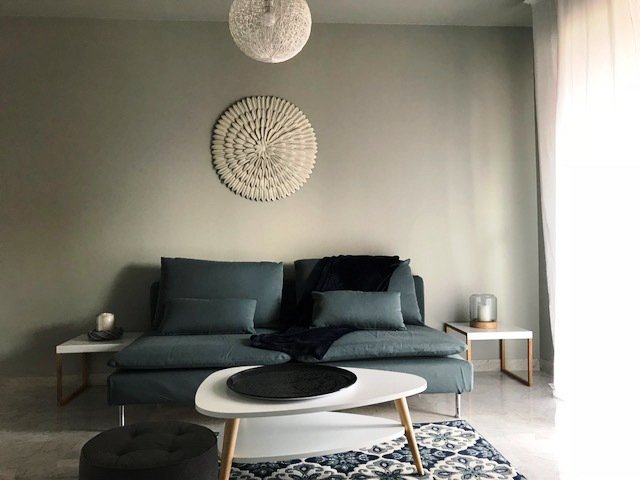 location Nice  2 pièces meublé 31.45 m² rénové quartier bas Sainte Marguerite proche promenade