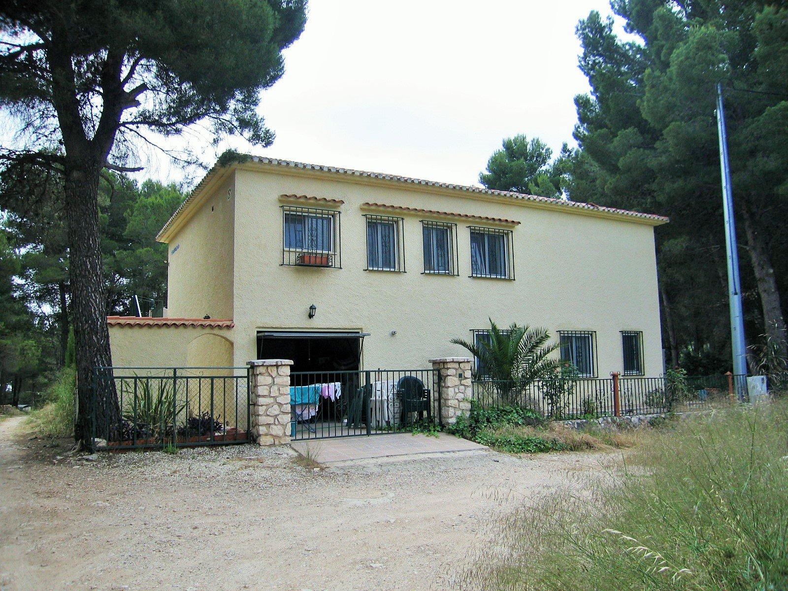 Grande villa située dans la zone VIP Benimantell