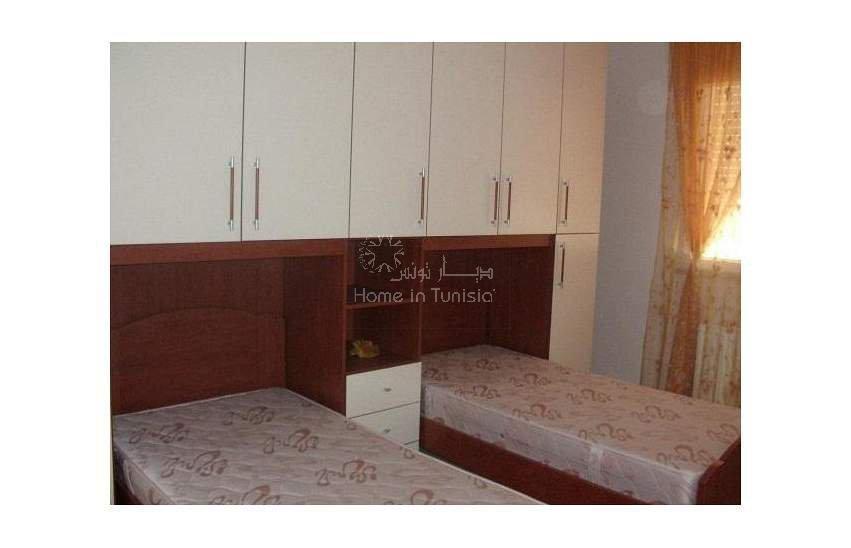 residence bord de mer de 3 appartement