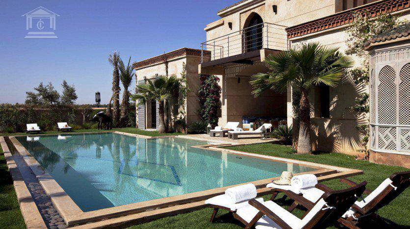 Seasonal rental House - Marrakesh (Marrakech) - Morocco