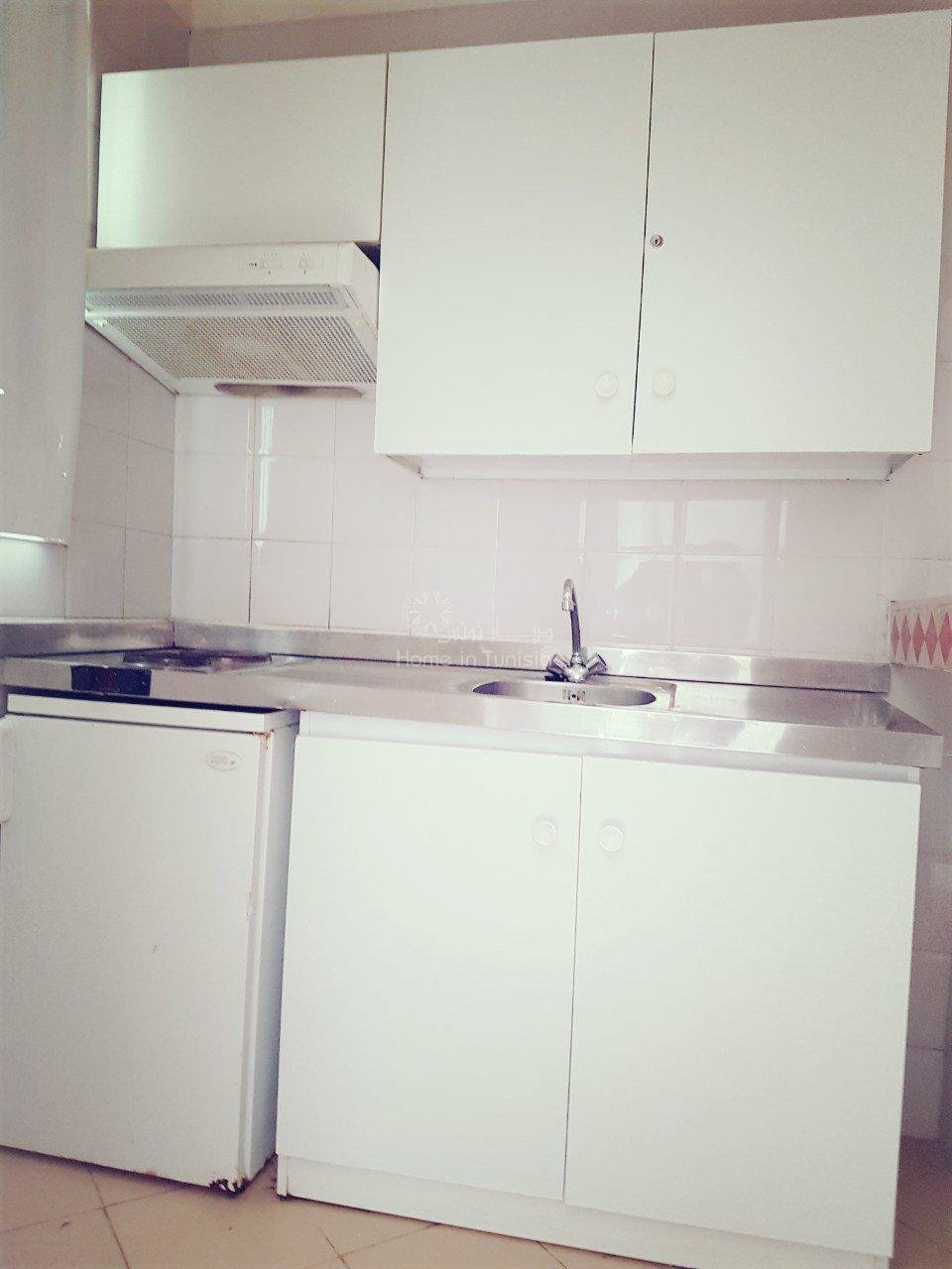 Studio 49 m2 furnished equipped located in front of sea of a very ...