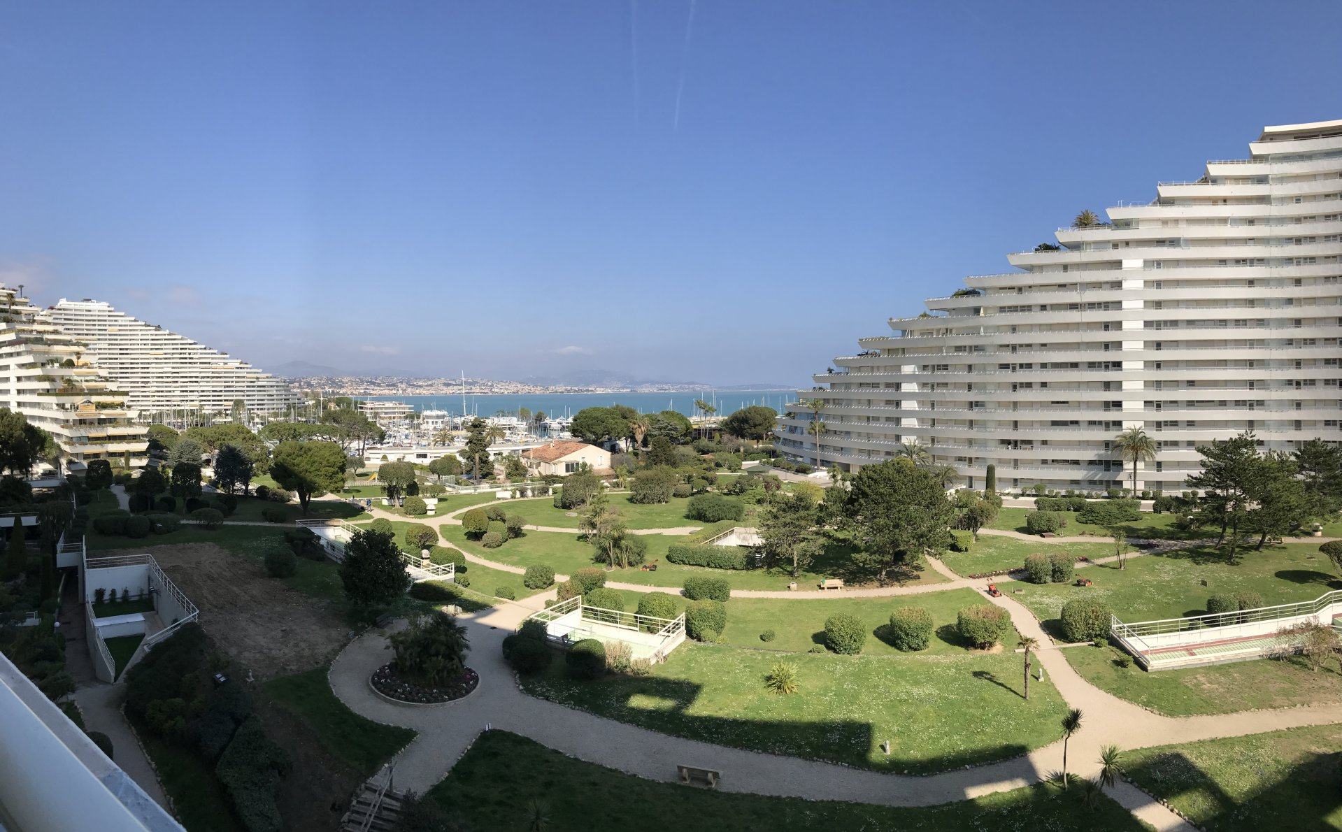 Rental Apartment - Villeneuve-Loubet Marina Baie des Anges