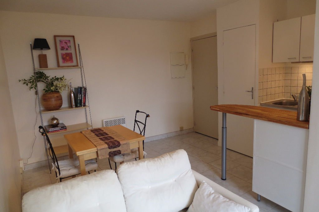 Villers Cotterets  appartement F2 de 29 m²