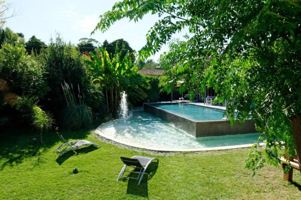 Villa contemporaine plain pied - Piscine - Cap d'Antibes