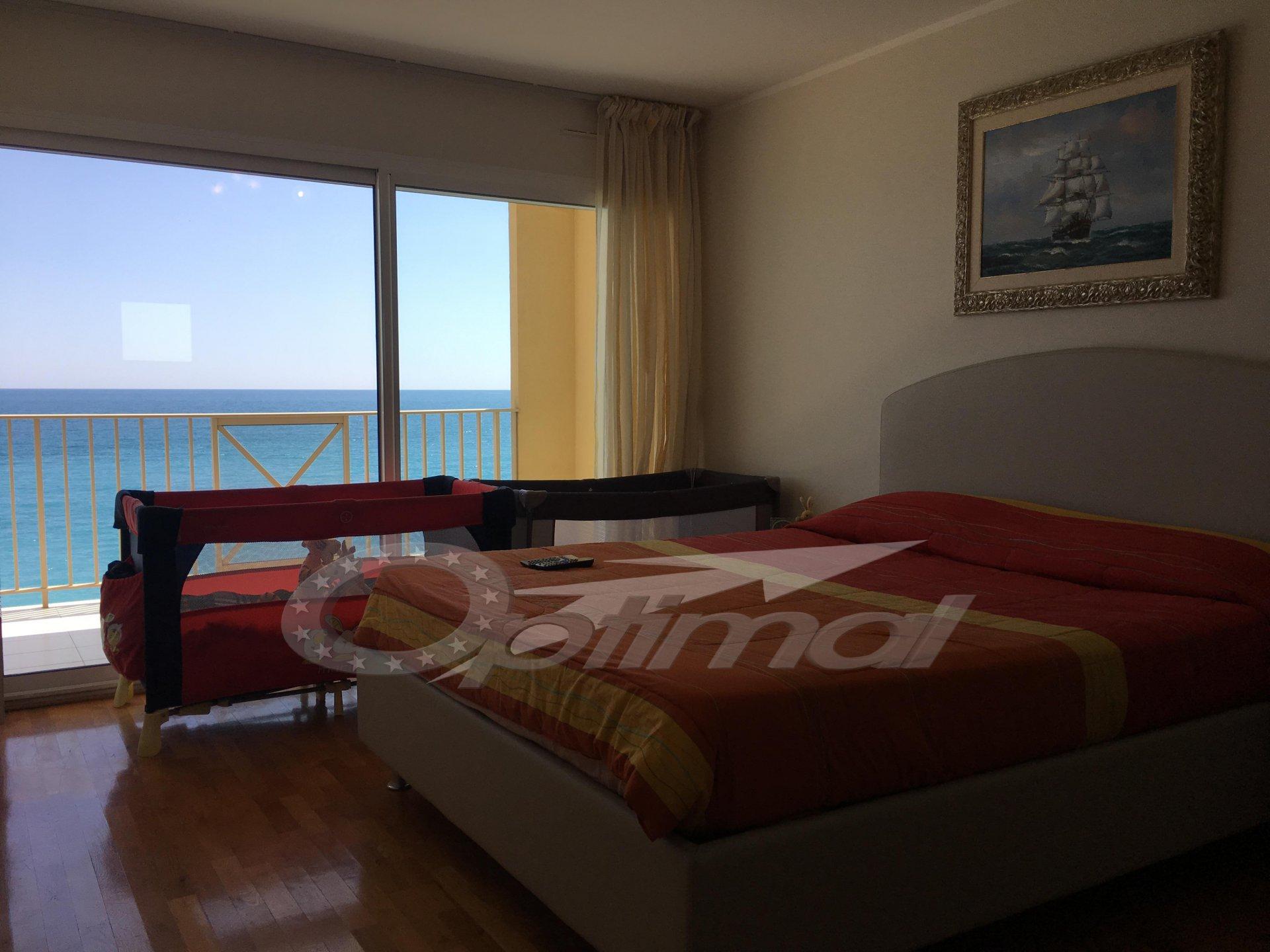 Menton 5 P 144m2 + 108m2 terrasses face à la mer
