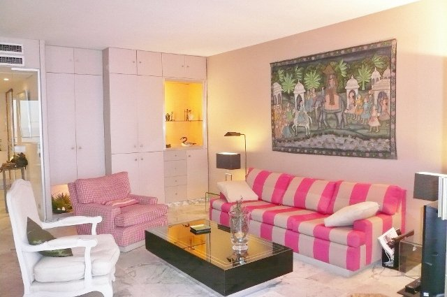CANNES ONE BEDROOM APARTMENT WITH SEA VIEW