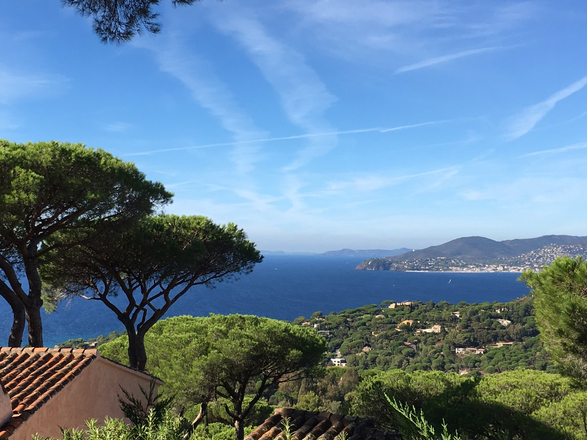 Les Mas de Gigaro - Mas 3 bedrooms - sea view
