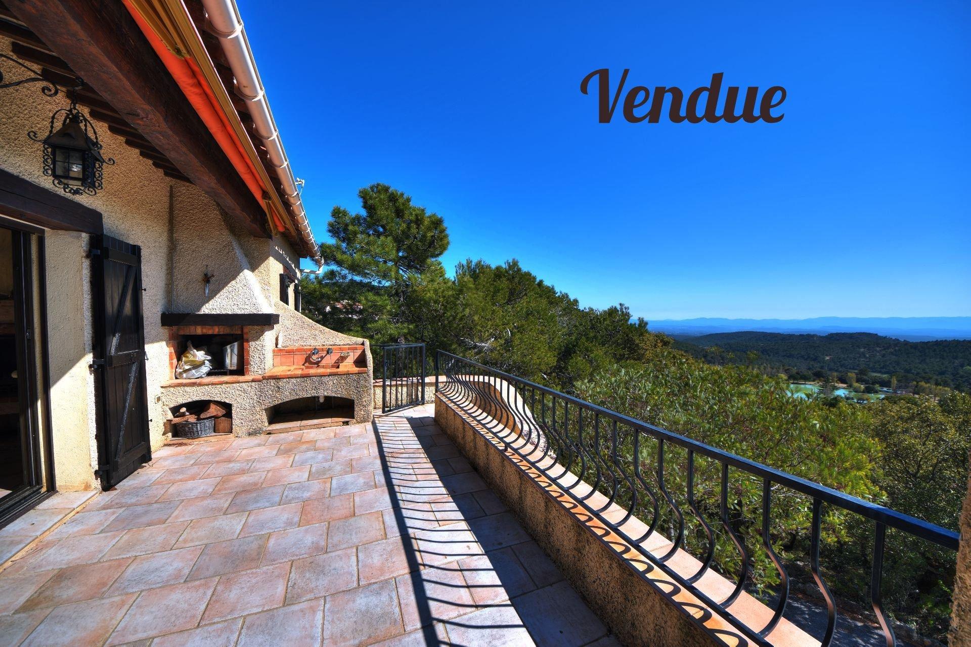 Vente Villa - Tourtour