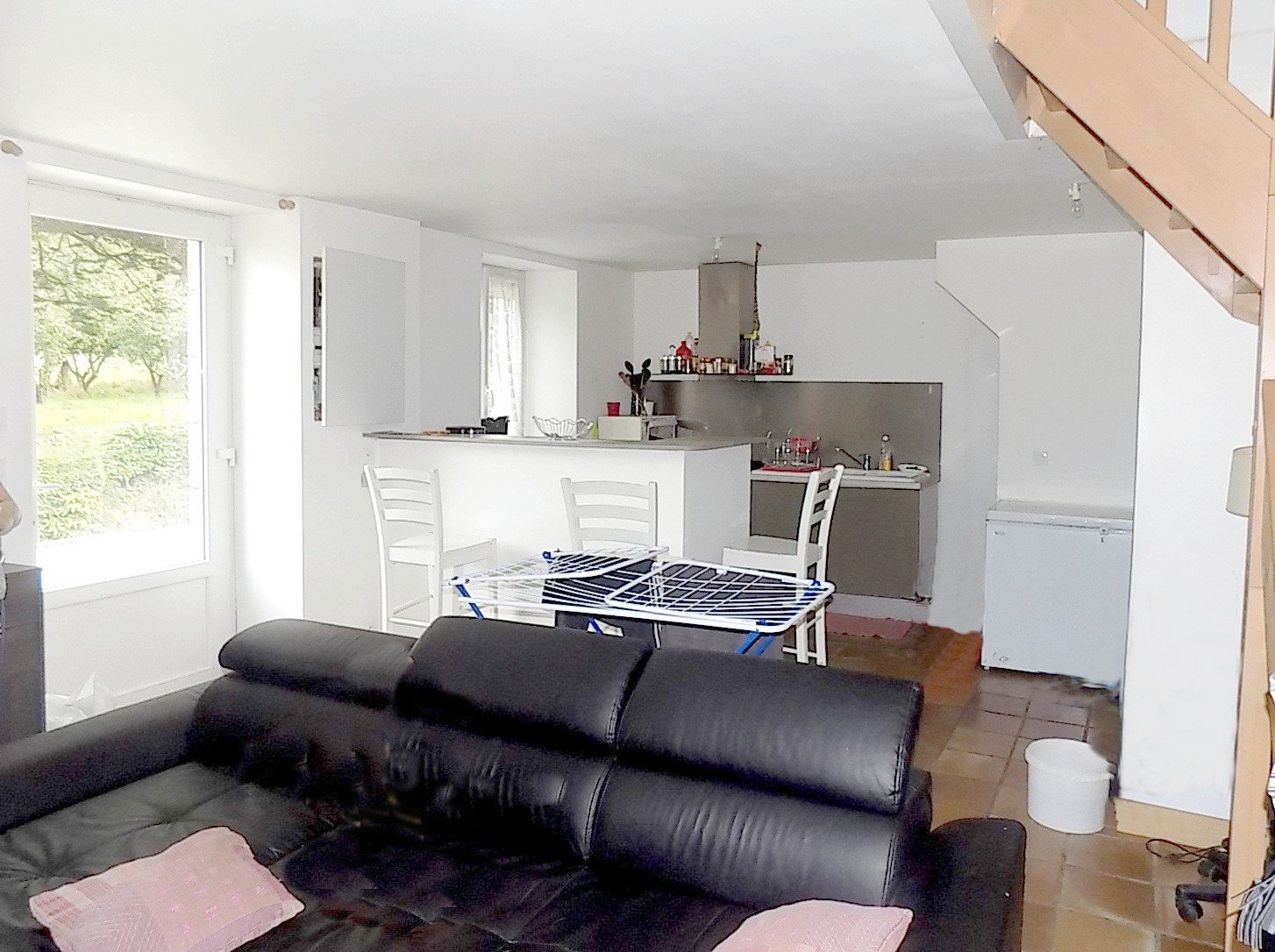 Renovated house 10 minutes from Carhaix