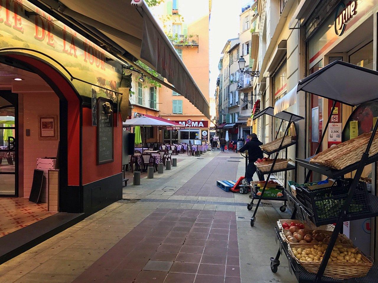Vieux Nice droit au bail