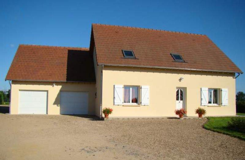 Villa récente proche de Marcigny