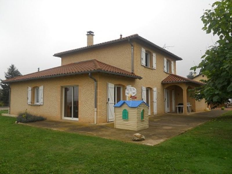 "Contemporary house Charlieu 4 Km 7 pice (s) 130 m2"""