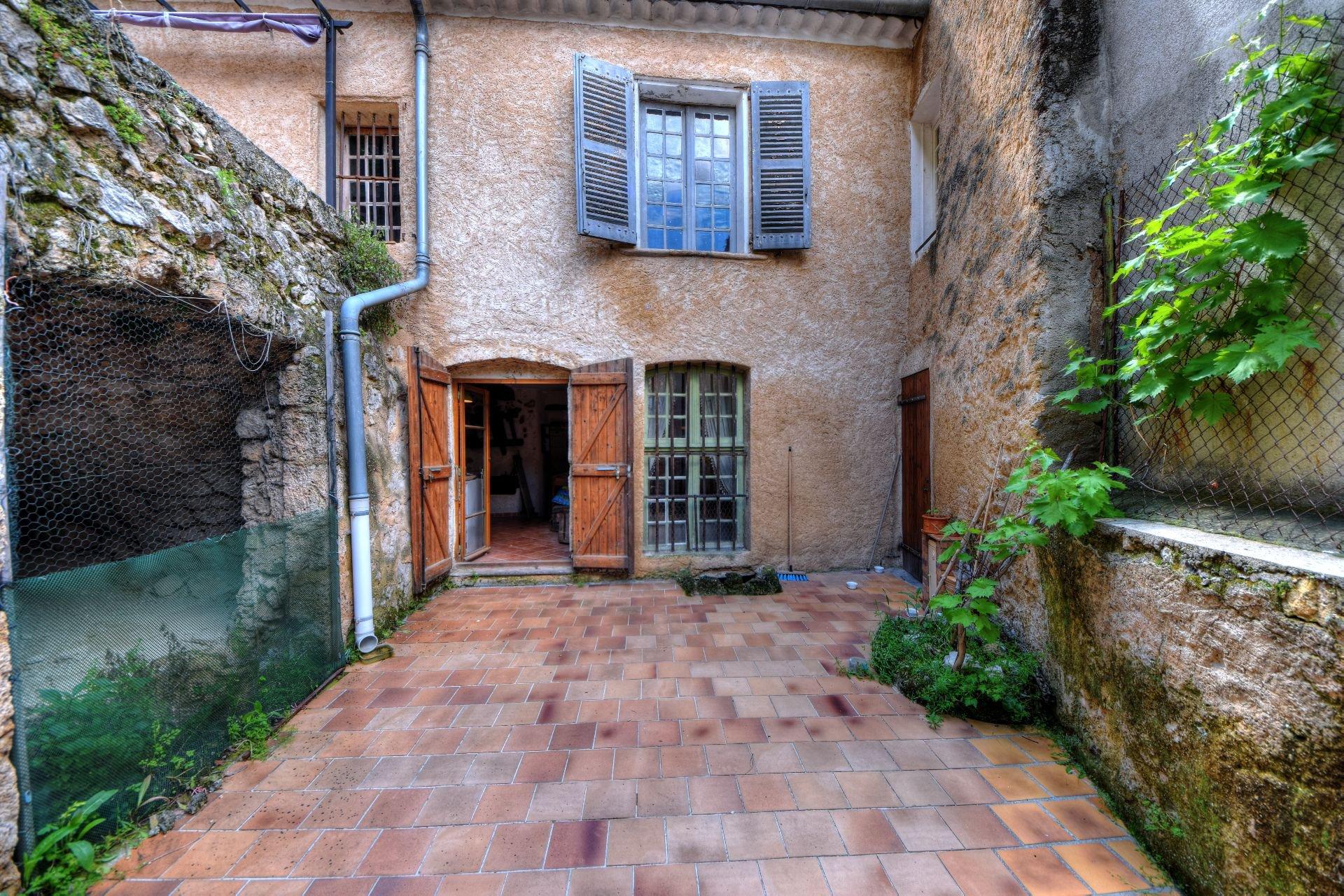 Vente Maison de village - Moustiers-Sainte-Marie