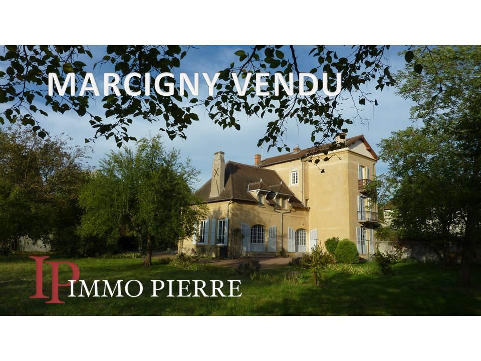Demeure de prestige Marcigny 12 pièce(s) 258 m2
