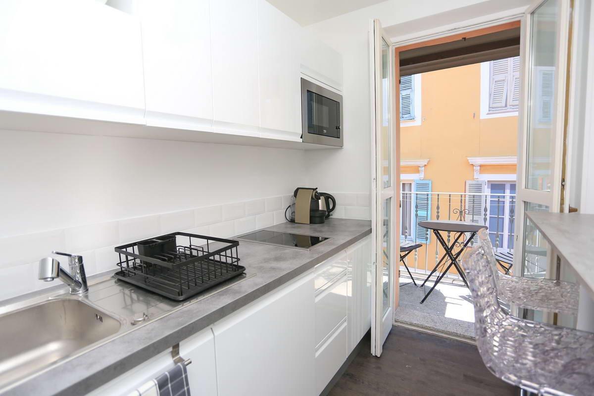Appartement renové Carré D'Or/deux pas de la mer