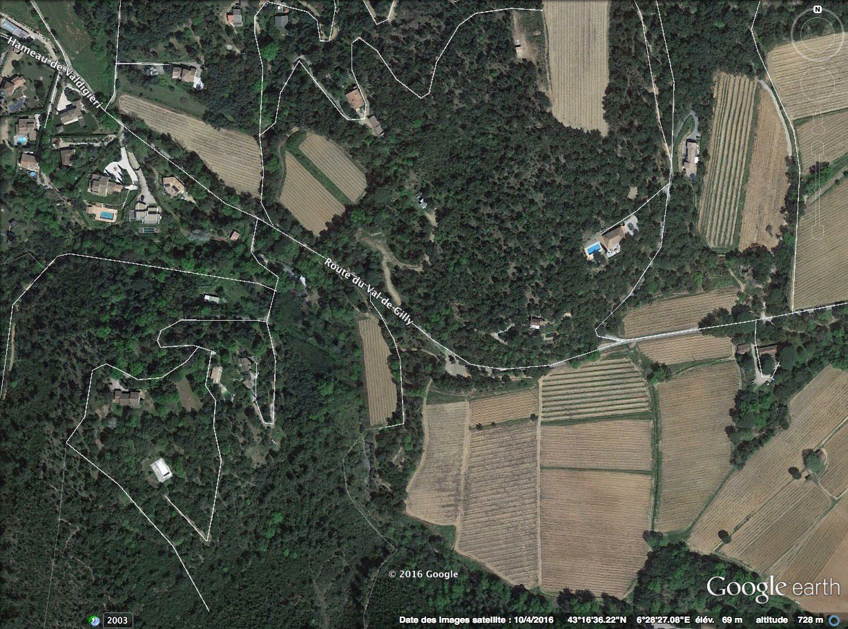 Sale Not constructible land - La Garde-Freinet
