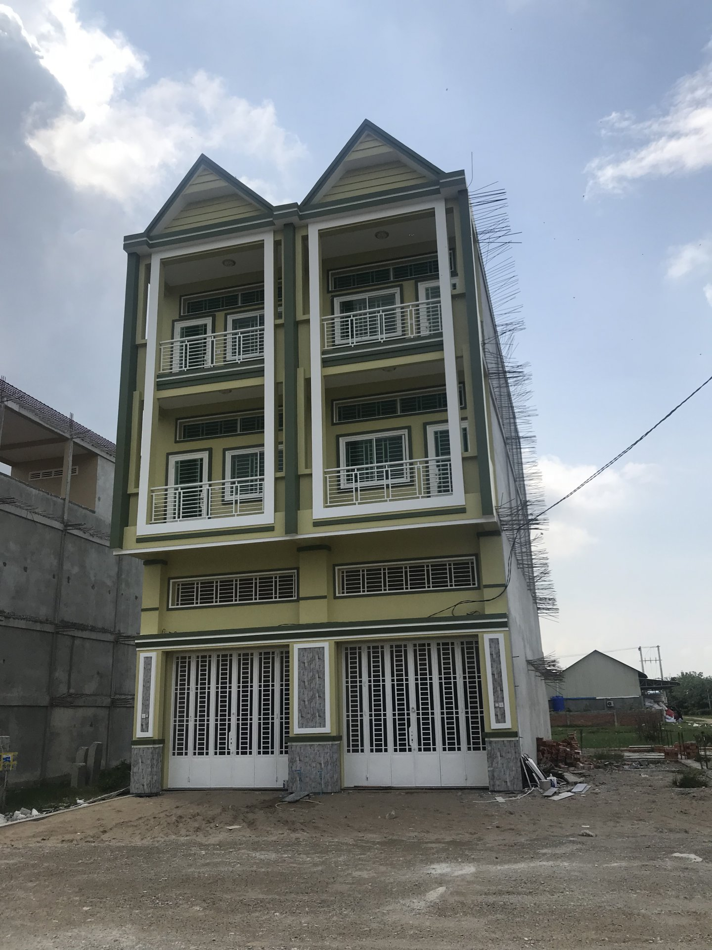 2 Joining Flats for Sale at Sen Sok