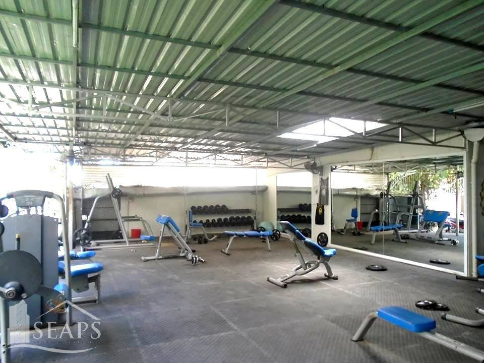 GOLDEN LION GYM FOR SALE.