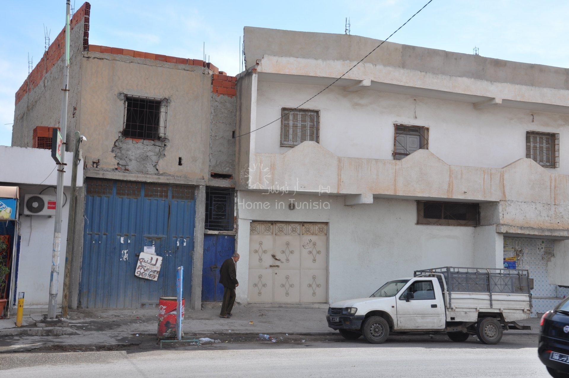Sale Warehouse - Monastir - Tunisia