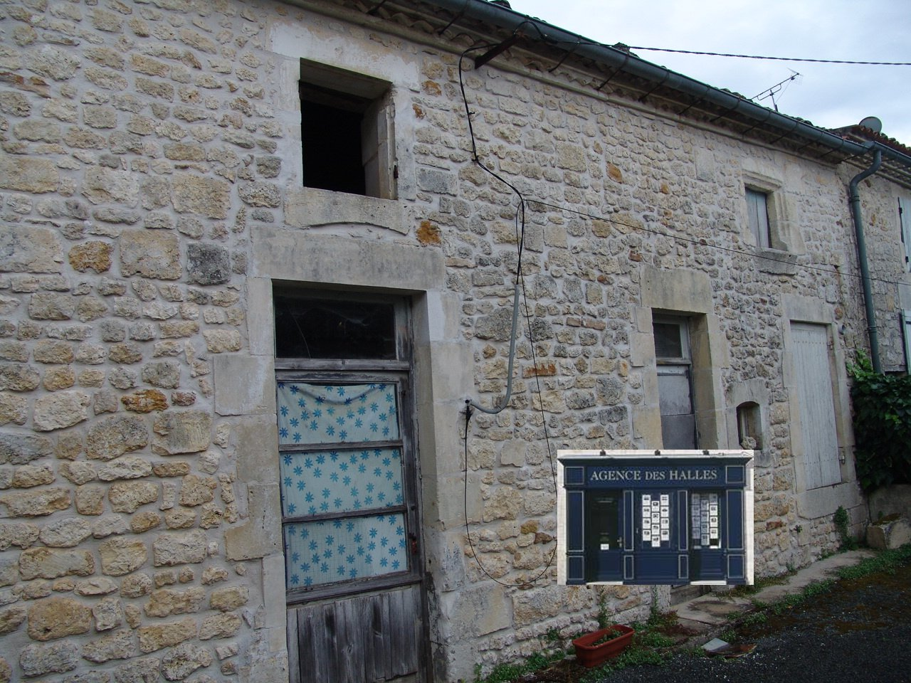 Village house to renovate