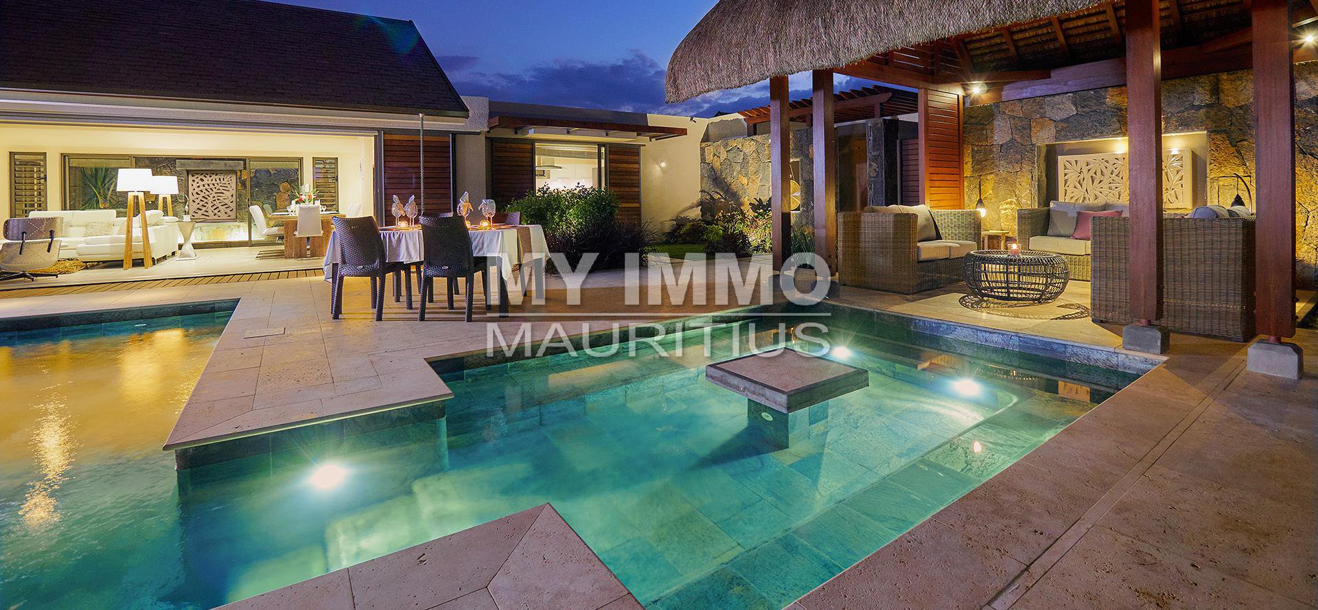 Luxury villa 5 bedrooms type L