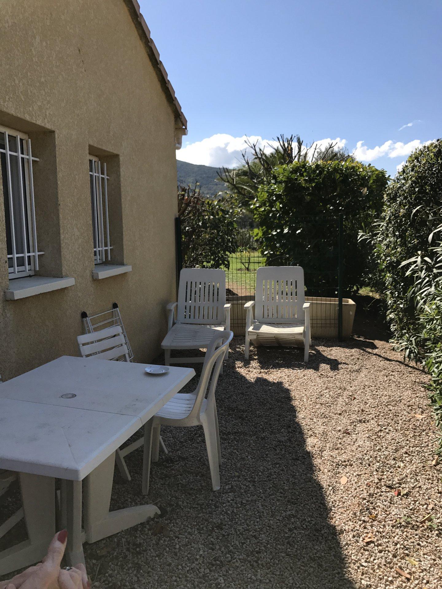 Affitto stagionale Appartamento villa - Calenzana