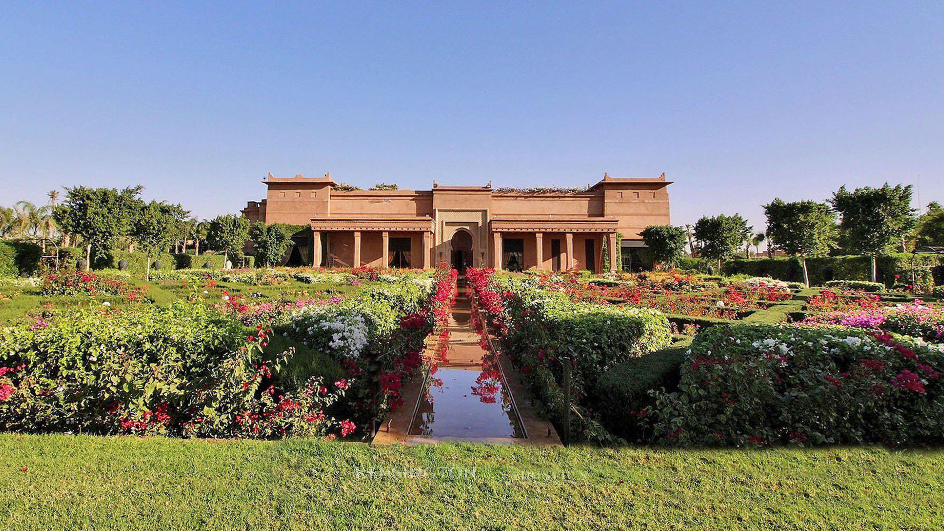 KPPM00912: Palace Granada Luxury Villa Marrakech Morocco