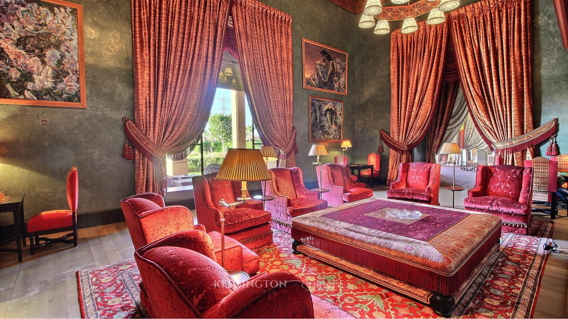 KPPM00912: Palais Granada Villa de luxe Marrakech Maroc
